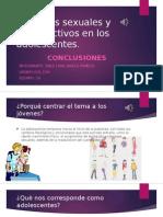 Derechos Sexuales y Reproductivos en Los Adolescentes (1)
