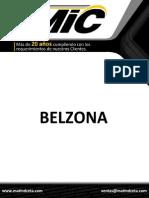 Belzona Industrial Protective Coatings