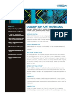 CADWorx 2014 Plant Professional