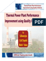 s Banerjee Thermal Power Plant Performance Improvement Using Quality Initiatives (1)