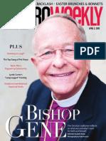 Metro Weekly - 04-02-15 - Bishop Gene Robinson