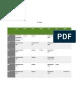 production schedule pdf