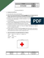 ID-SAS-009 Estandar de Botiquines