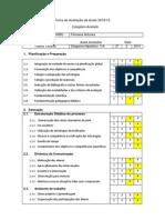 avaliação orientadoraAULA 14