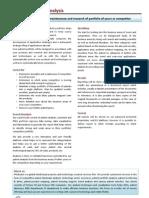 IPCalculus - Patent Portfolio Analysis