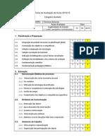 avaliaçãoAULA 16
