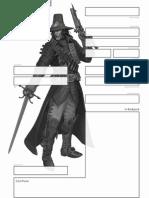 Equipment Sheet Male by Kiznit and GordyK