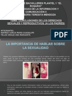 conclusiones derechos sexuales