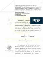 resolución - justificacion interna y externa - argumentacion juridica-  sentencia