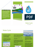 watercycle brochure