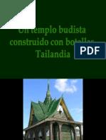 El Templo Wat Pa Maha Chedi Kaew,