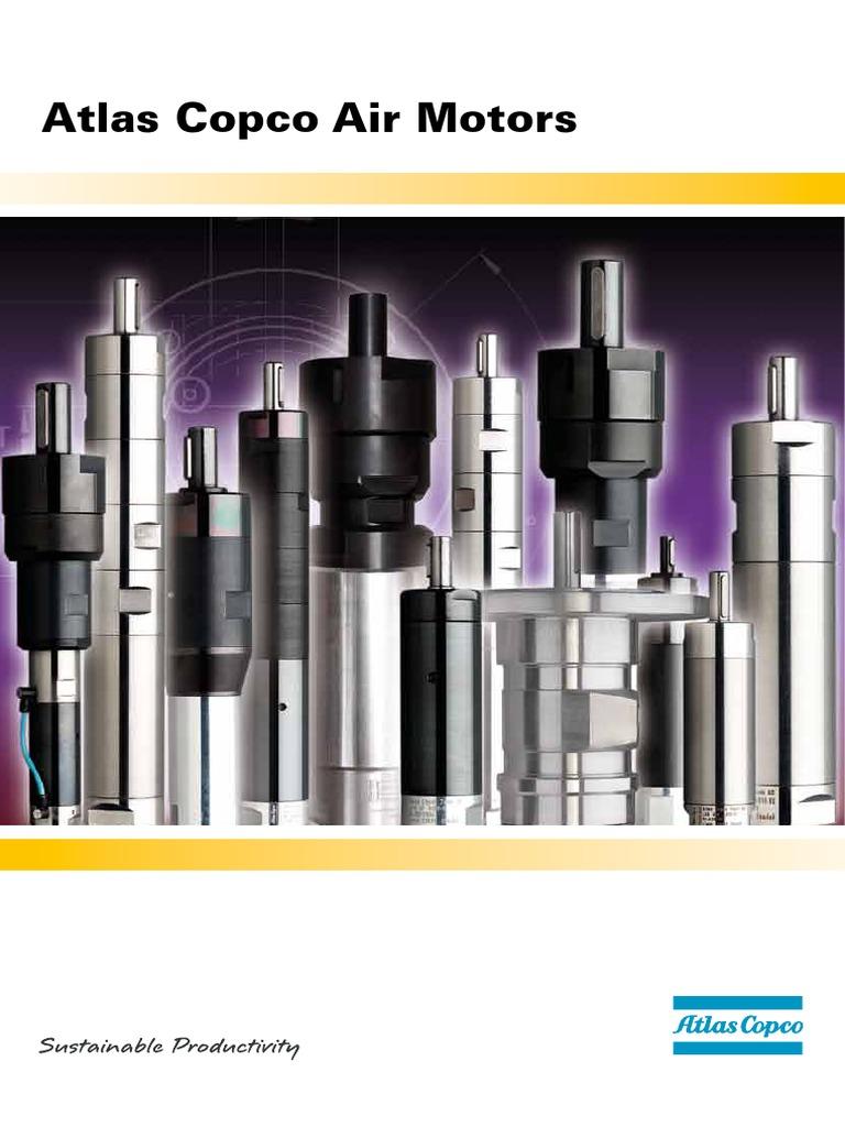 Atlas Copco Air Motors Uspdf Gear Engines 1600 Wiring Diagram