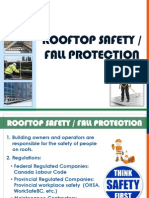 IRC Presentation - Fall Protection
