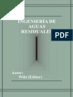Ingeniería de Aguas Residuales (1)