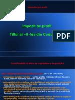 Imp. Profit - Curs Nr.1