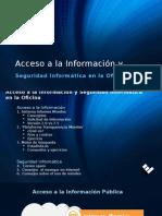 Acceso a La Información y Seguridad Informática