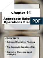 Aggregate and Capacity Planning
