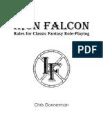 Iron Falcon Rules r41