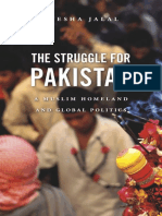 The Struggle for Pakistan - Ayesha Jalal