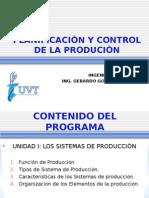 Planeacion y control de la Produccion 1