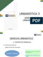 Derecho Urbanístico