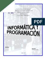 Informatica y Programacion