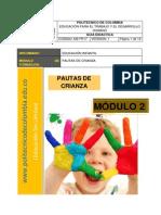 Guia Didactica 2 Pautas de Crianza