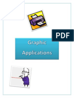 graphic applications binder
