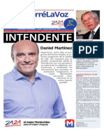 01 - Corré La Voz - Montevideo, Abril 2015