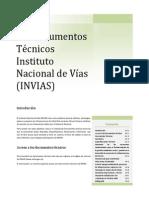 Documentos Técnicos Invias