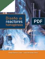 Reactores homogéneos