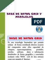 Base de Datos Grid y Paralelas (Luz&Caro)
