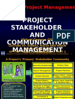 Types of Project Stake-Holder