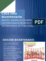 Coca Cola Bicentenario-estereotipos en Publicidad