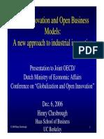 Open innovation explained