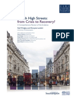 GBHS British High Streets Crisis to Recovery