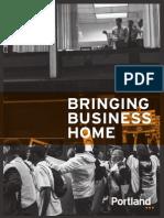 Bringing Business Home Screen Optimised