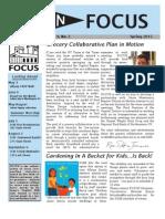 In FOCUS Spring 2015 Newsletter