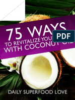 75 Ways Coconut Oil