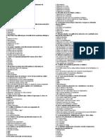 Custionario completo de citologia