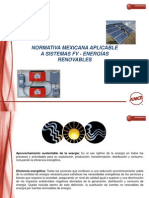 normas ance a sistemas fotovoltaicos