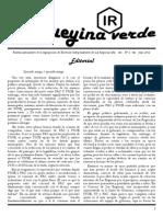 La Fueyina Verde - Número 2 - Julio 2012