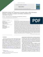 Aquaculture Volume 319 issue 1-2 2011 [doi 10.1016_j.aquaculture.2011.06.047] Zhi Luo; Xiao-Ying Tan; Jia-Lang Zheng; Qi-Liang Chen; Cai-Xia L -- Quantitative dietary zinc requirement of juvenile ye.pdf