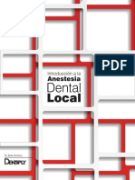 Anestesia Dental Local LR