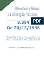LDB Lei de Diretrizes e Bases Em Síntese