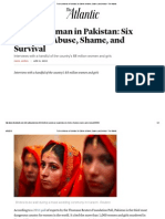 To Be a Woman in Pakistan_ Six Stories of Abuse, Shame, And Survival - The Atlantic