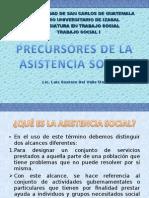 PRECURSORES DE LA ASISTENCIA SOCIAL 2.ppt
