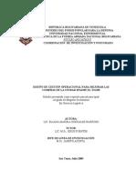 UNEFA+TESIS+GERENCIA+LOGISTICA++DISEÑO+DE+GESTION++OPERACIONAL+PARA+MEJORAR+LAS+COMPRAS+DE+LA+UNIDAD+IPASME+EL+TIGRE+