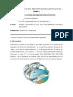 ANALISIS Y DESARROLLO DEL CASO  13.5 (UNA EMPRESA CON PIES DE BARRO).doc