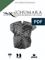 Rodolfo Cerrón Palomino-Quechumara. Estructuras Paralelas Del Quechua y El Aimara-Plural Editores (2008)